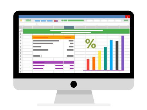 Százalékszámítás képlet Excel táblázatkezelőben