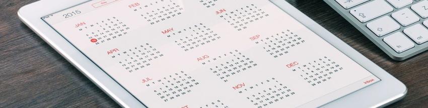 Dátum és naptár, számítások dátummal